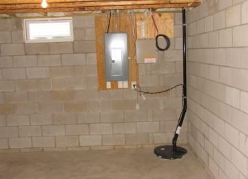 The sump pump is a vital part of your home's defenses against flooding, water damage, and the expensive water mitigation and repairs you'd otherwise likely need if water did get in, a situation you're particularly likely to encounter if the ground is saturated,