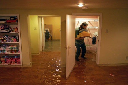 Flood Damage Cleanup and Removal Services Near Indianapolis