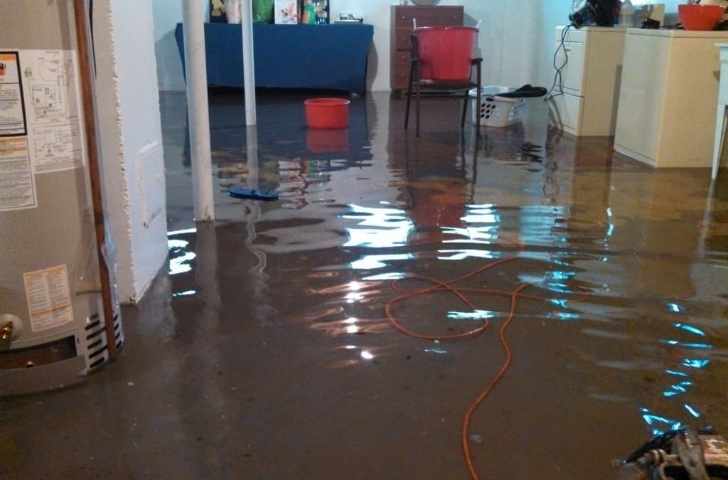 water damage remediation for basements