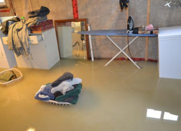 An Indianapolis basement floods for a variety of reasons. Sometimes the cause is external, like torrential rains. Sometimes it's internal, like a malfunctioning, overflowing appliance. Sometimes it's a combination of the two, as when a great deal of water outside enters through a flaw in the foundation, or freezing temperatures burst a pipe.
