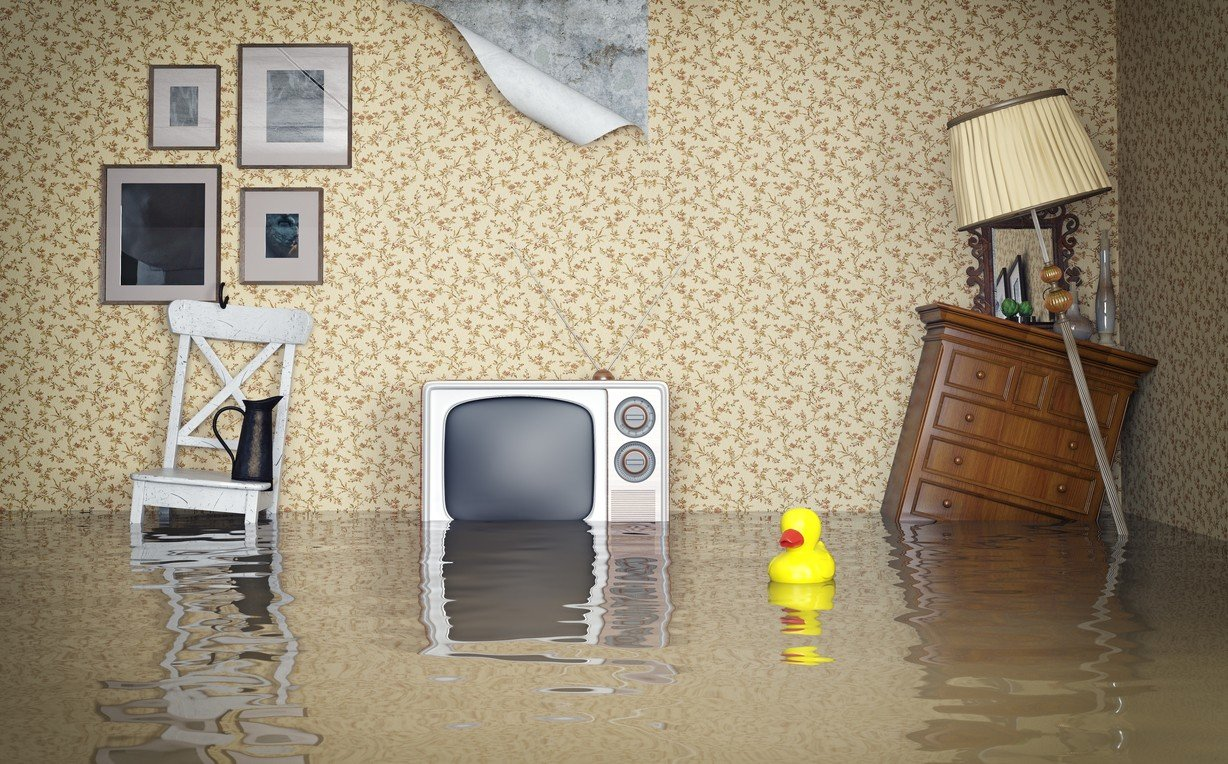 Basement water damage in Indianapolis, Noblesville, and Carmel