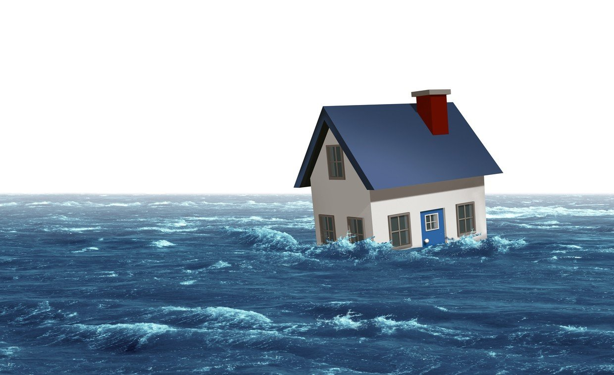 Fall water damage in Indianapolis, Noblesville, and Carmel