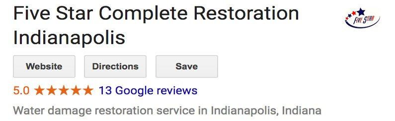Emergency Restoration Contractor Indianapolis